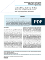 Gastroretentive Drug Delivery System