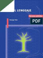 El Lenguaje George Yule