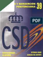 CIENCIAS DEL DEPORTE N°39