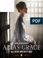 Digital Booklet - Alias Grace