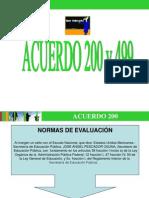 Acuerdo 200 Profra. Blanca Polanco s