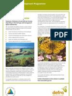 Countryside Stewardship Scheme Flyer