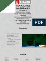 PENICILINAS  NATURALES 2