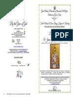 2018-23 Oct Matlit -St James Adelphotheos Apostle