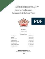 ILMU DASAR KEPERAWATAN IV Opi.docx