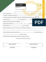 R6-003 - Renuncia de comun acuerdo