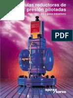 Válvulas reductoras de presión pilotadas.pdf