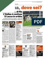 La Gazzetta Dello Sport 06-10-2018 - L'anticipo