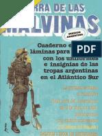 La Guerra de Las Malvinas Ed Especial Coleccionable EFR 1987