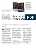 Concrete Construction Article PDF- Safe and Efficient Scaffold Erection