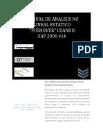 [000]Manual de Analisis No Lineal SAP2000
