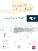 Fact Sheet the Power Grid