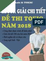 Anh Lê Toeic. eBook