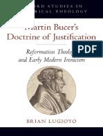 Lugioyo, Brian - Martin Bucer's Doctrine of Justification.pdf