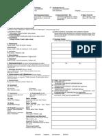 Visa Application Document Germany