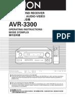 avr3300_ownersmanual