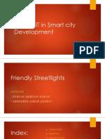 Role of IT in Smartcity Development