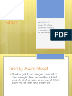 Uji Asam Musat
