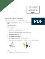Tugas m1 Kb 4 Bentuk Molekul