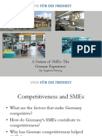 A Nation of Smes Germany