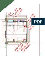 30042018- Entrance Side Toilet Floordrain and Shower Drain