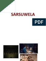 Sarsuwela Grade 8