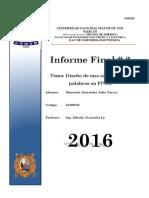 Informe Final 2- Diseño Digital