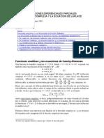 Ecuaciones Diferenciales Parciales - Vc