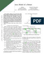 Business Model of a Botnet