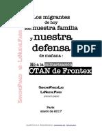 Los Migrantes de Hoy Son Nuestra Familia