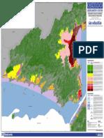 Mapa Sao Sebastiao
