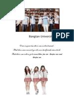 Bangtan University
