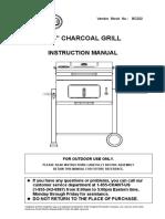 Grill Manual Kingsford