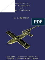 Principles of Jet Propulsion and Gas Turbines by M. J. Zucrow[1]