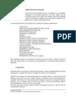 Estructura TFG SISTEMAS - May08