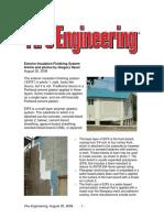 Fire Engineering _ EIFS