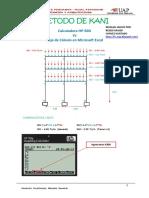 Manual de Aplicaciòn Del Metodo de KANI Para La-Calculadora-HP50G