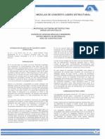 OPTIMIZACIÓN DE MEZCLAS DE CONCRETO LIGERO ESTRUCTURAL.pdf