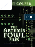 The Artemis Fowl files - Eoin Colfer.epub