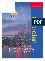 Guardian - Lightning Protection System