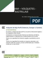Maq Min 2018 7 Teletram - Volquetes