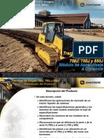 Capacitacion de Tractores Sobre Orugas 700j-750j-850j