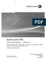 5400 LCP Release 4.0 Alarm Dictionary