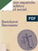 Bennassar, Bartolome. - La Inquisicion-Esp