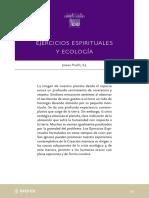 Ecología y Ejercicios Espirituales_Profit