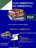 LEGISLACION AMBIENTAL(1)