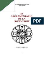 Sacramentario de la R+C de Oriente_ESPANHOL