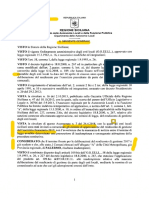 2018 25 Luglio Decreto 196 Dipartimento Femmine Locali Rizza Margherita Commissario Ad Acta Cocco Giovanni Bilancio Consuntivo 2017 Isola Delle
