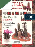 Cactus Y Otras Plantas Crasas - Susaeta
