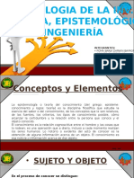 Epistemologia de Ingenieria